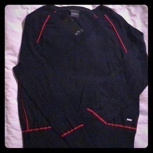 Armani Exchange Long Sleeve Sweater